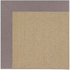 Capel Zoe Machine Tufted Evening Area Rug Rug Size: Round 12' x 12'