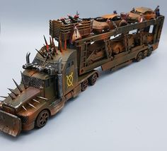War Rigs Gallery – Gaslands War Rigs Gallery – Gaslands Dulwich – Picture galleryGallery of Krankenhaus Nord Wein Hospital / Arup – boites Zombie Survival Vehicle, Fallout Concept Art, Death Race, Custom Hot Wheels, Mad Max Fury Road, Car Humor, Custom Trucks, War Machine, Plastic Models