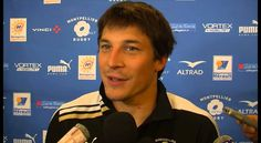 Interviews après Montpellier Hérault Rugby - Mont de Marsan : 01/11/2012, via YouTube.