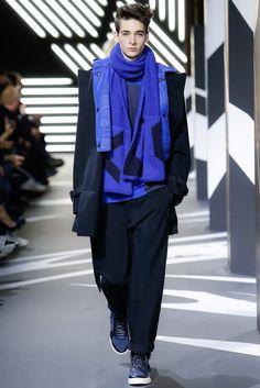 Y-3 Fall 2014 Menswear Fashion Show