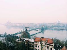 Budapest / photo by Jenny Hulme