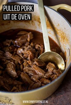 Food Truck Design, Moussaka, Molecular Gastronomy, Food Presentation, Food Plating, Pulled Pork, Slow Cooker Recipes, Main Dishes, Food Photography