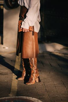 The Biggest Street Style Trends Of 2018 And What Will Be Trending in 2019 | British Vogue