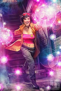 Jubilee by Jaytablante.  I'm not a huge Jubilee fan, but this is just too much fun!  I love the joy exuding from it!