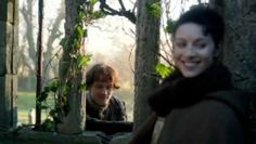 So Far Away ~ Falling Through the Stones an Outlander Page Production #Outlander