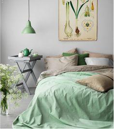 32 besten Schlafzimmer Bilder auf Pinterest | Home bedroom, Mint ...
