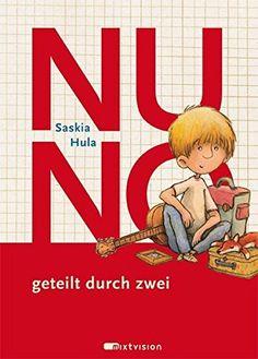 Nuno geteilt durch zwei von Saskia Hula