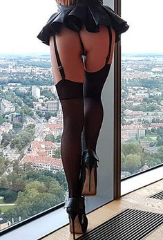 #black stockings #ass #sexy