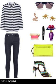 Los básicos siempre son trendy http://www.marie-claire.es/moda/consejos-moda/articulo/los-basicos-siempre-son-trendy-241406099808