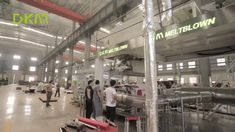 DKM 1600 meltblown fabric production line was tested recently, and it took no more than one month from the equipment manufacturing to the line test.   Good news: DKM tested the line and produced the meltblown fabric met the standard of PFE96 on 23:25, May. 15th, 2020; and then in line with the PFE98 on 02:36, May. 16th, 2020!  The facts show how DKM ensures the precision and stable production of the meltblown fabric. Come on! Contact us to get the superior lines now.