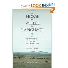 Roughly half the world's population speaks languages derived from a shared linguistic source known as Proto-Indo-European. But who were the early speakers of this ancient mother tongue, and how did they manage to spread it around the globe? Until now their identity has remained a tantalizing mystery to linguists, archaeologists, and even Nazis seeking the roots of the Aryan race. The Horse, the Wheel, and Language lifts the veil that has long shrouded these original Indo-European speakers.