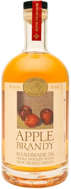 NEW IN ARTISAN SPIRITS: Santa Fe Spirits — Apple Brandy, Vodka, Gin