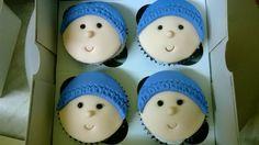 Baby boy cakes