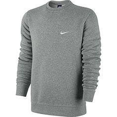 NIKE Nike Mens Crew-Neck Sweatshirt. #nike #cloth #