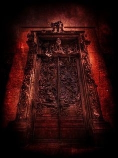 Dante's Gates of Hell..........this title really scares me........Dante's hell is nothing to take lightly!!!!!!!!!!!!!!!!!