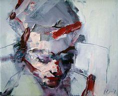 Surrealism and Visionary art: Paul Ruiz Surrealismo e arte visionaria: Paul Ruiz Abstract Portrait Painting, Figure Painting, Portrait Art, Painting & Drawing, Portraits, Wolf, Contemporary Abstract Art, Modern Art, Visionary Art