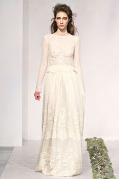Luisa Beccaria Fall 2012 Ready-to-Wear Fashion Show Collection