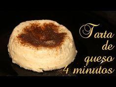 Tarta de queso 4 minutos - Receta Fase Ataque - YouTube