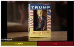 """Portland animator Chel White's parody of a '70s horror film, """"Little Donnie (The Ten Inch Terror),"""" is posted on the comedy website, """"Funny or Die."""""""