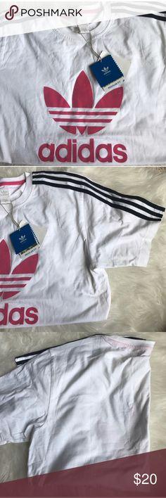 Adidas T shirt Over ten years old adidas Tops Tees - Short Sleeve