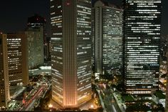 Shinjuku night