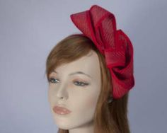 Fascinator for Melbourne Cup and races in New Zealand