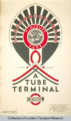 Poster 1983/4/1537 - Poster and Artwork collection online from the London Transport Museum