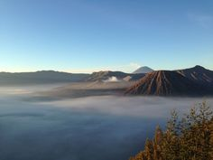 Mt.Bromo,a view from Penanjakan 2.