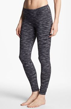 Zella 'Live In' Eclipse Space Dye Leggings available at #Nordstrom
