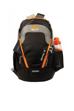 Bear Grylls Bearpac Pack: Stretch side pockets, Reflective logos and tabs to increase safety, Top grab handle, Fabric material: diamond ripstop nylon, ballistic nylon Limited lifetime warranty Dimensions: x x Backpacking Hammock, Backpacking Gear, Hiking Gear, Camping, Day Backpacks, Outdoor Backpacks, Birthday Gifts For Husband, Fathers Day Gifts, Husband Gifts