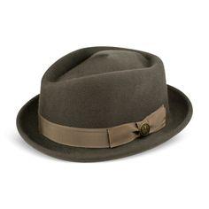 Franko Wool porkpie hat - Goorin Bros Hat Shop
