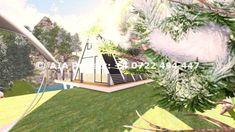 Case, Garden Bridge, Outdoor Structures