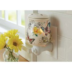Better Homes And Gardens plug-in scented wax warmer - Walmart.com