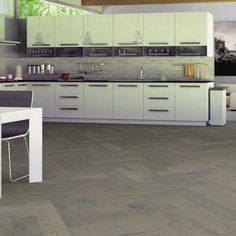 Grey Oak Engineered