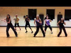 Zumba Dance Fitness: Run the World by Beyonce