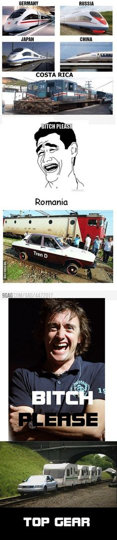 JUST TOP GEAR