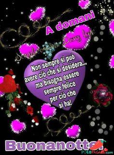 Buonanotte Amore Immagini belle 98309 Good Night Wishes, Blessed, Facebook, Genere, Diy Interior, Emoticon, Video, Amsterdam, Mary