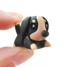 polymer clay dogs - Google Search