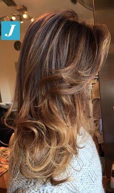 La magia del Degradé Joelle #cdj #degradejoelle #tagliopuntearia #degradé #welovecdj #igers #naturalshades #hair #hairstyle #haircolour #haircut #fashion #longhair #style #hairfashion