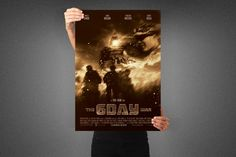 Six Day War Movie Poster Template #Sponsored , #War, #Day, #Poster, #Template, #Movie Free Flyer Templates, Print Templates, Poster Templates, Photoshop Cs5, Color Photoshop, 4th Of July Events, Movie Poster Template, Customer Appreciation Day, Birthday Card Template