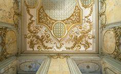 Ceiling in Liechtenstein palace Vienna