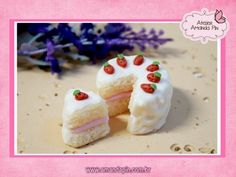 Mini Bolo de Biscuit - C.4.10