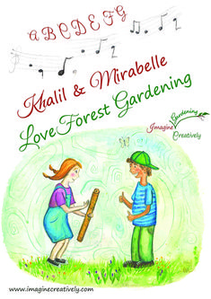 Mirabelle's Forest Garden Forest Garden, Children, Fictional Characters, Woodland Garden, Young Children, Boys, Kids, Fantasy Characters, Child