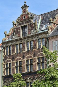 Copenhagen, Denmark. I first visited this city, 2003.