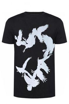 13a123cd0b5d9 Printed oversize t-shirt