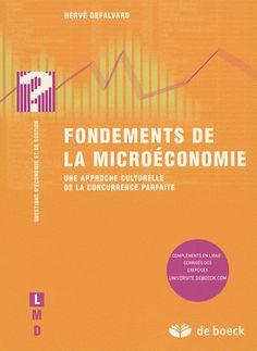 Une présentation de la microéconomie vue sous ses angles idéologiques et mathématique.