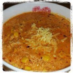Ich bin wirklich kein Suppenfan, aber diese Suppe ist der Hammer!  Nährwerte für eine Portion: 572 kcal 15,5g KH 32,1g EW 41,3g F Related posts: Chili Con Carne Hack-Lauch-Suppe Gulasch Low Carb Bohneneintopf Bologneseauflauf