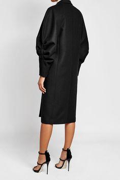 Virgin Wool Coat | Victoria Beckham