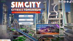 Game SimCity : Cities of Tomorrow | Ahmad Ridoan