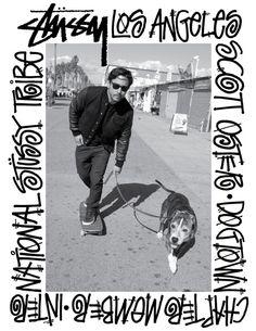 for Stussy Skateboard Design, Graphic Design Illustration, Illustration Kids, Photo Journal, Dope Art, Stussy, Editorial Design, Vintage Ads, Typography Design